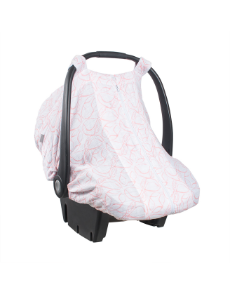 Posy Car Seat Cover