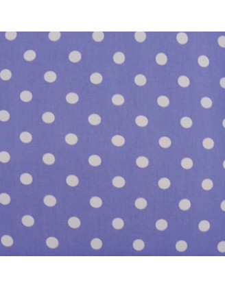 Purple Polka Dots Slipcover