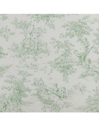 Childhood Toile Slipcover