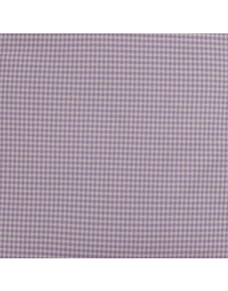 Purple Gingham Slipcover