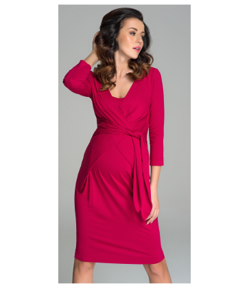 Holly Rose Maternity Dress
