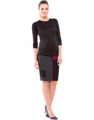 Madison Maternity Skirt