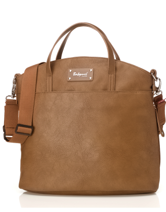 Grace Tan Diaper Bag