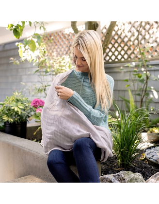 Pebble Nursing Scarf