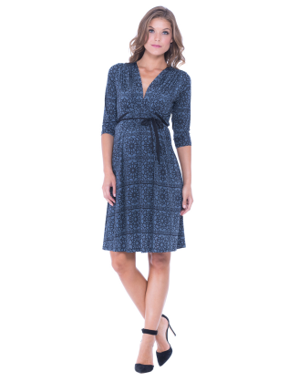 Blanche Maternity Dress